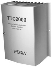 Симисторный регулятор температуры Regin TTC2000
