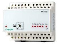 Шаговые регуляторы температуры TT-S4/D, TT-S6/D