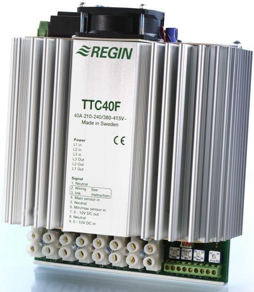 Симисторные регуляторы температуры Regin TTC
