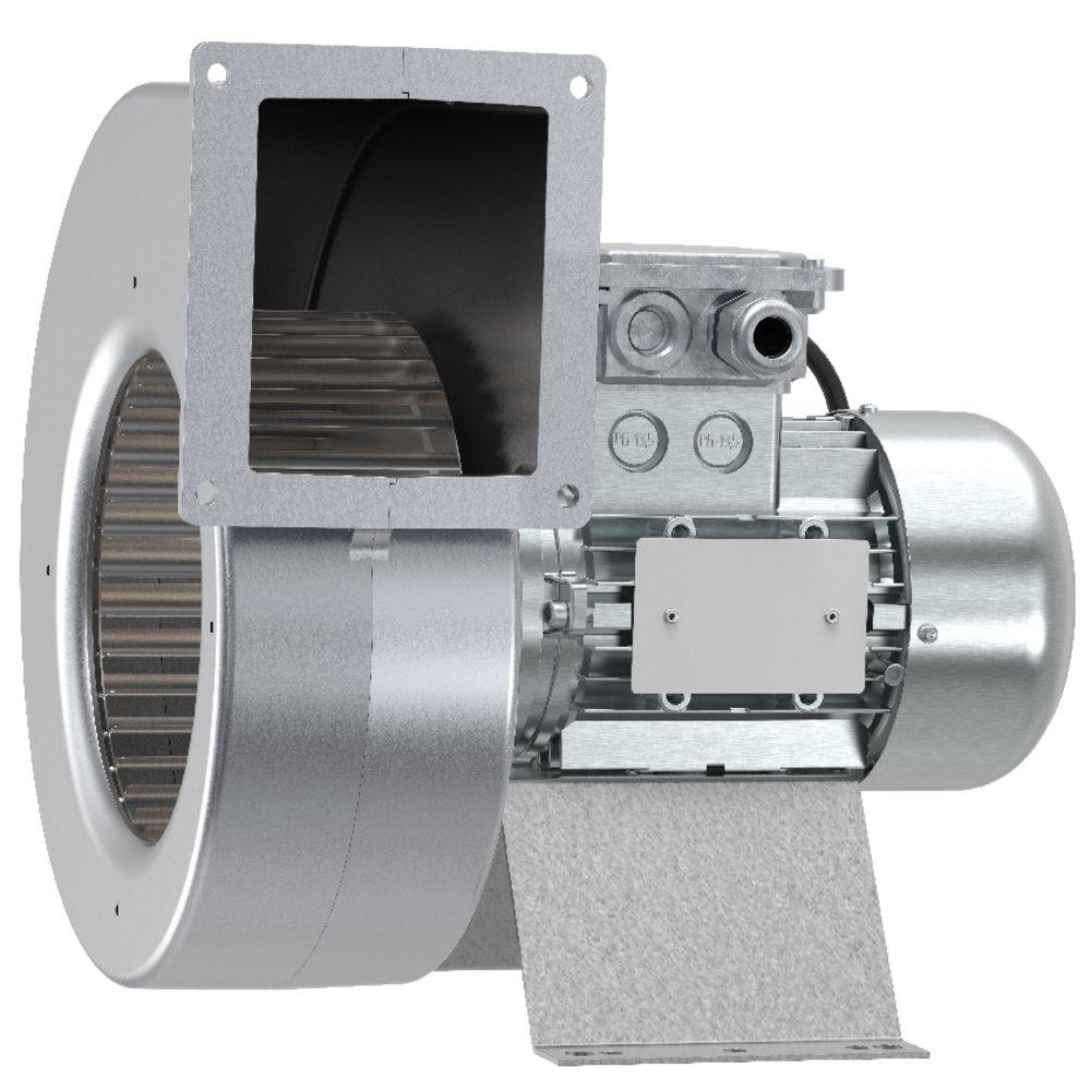 Центробежные взрывозащищенные вентиляторы EX
