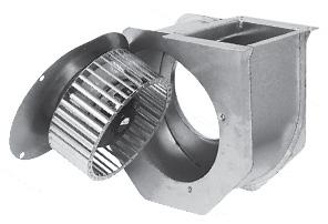 Центробежные вентиляторы RF