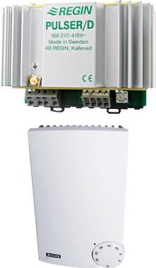 Симисторный регулятор температуры Pulser